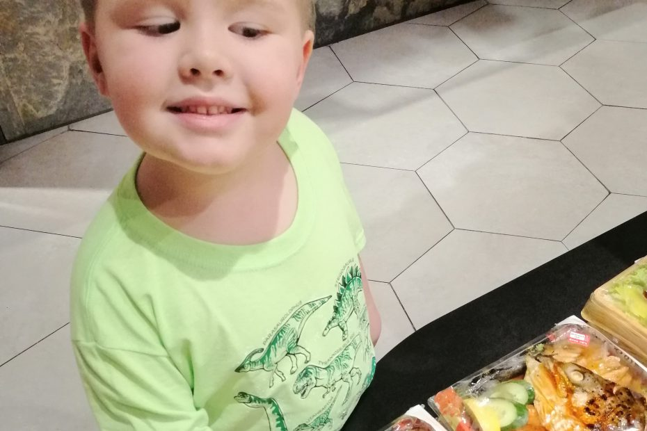 Carter found a fish dish in Kuala Lumpur