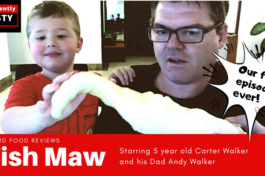 fish maw - episode 1 apparently tasty